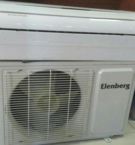 Сплит система Elenberg 21 м2