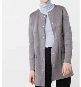 Пальто легкое 40-42 размер