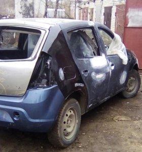 Рено сандеро