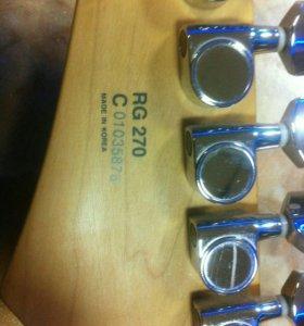 Продам электрогитару Ibanez rg270 korea