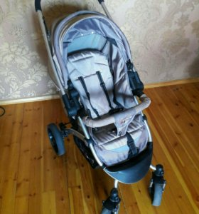 Прогулочная коляска Baby Care S