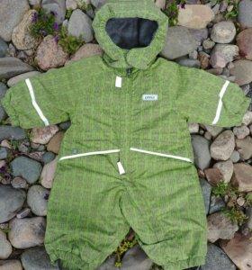 Теплая одежда на ребенка