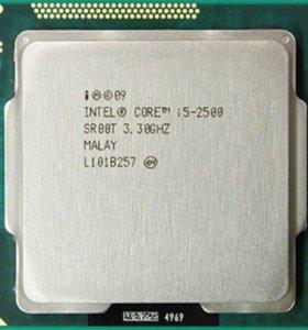 Процессор i5 2500 3300MHz