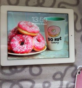 Ipad3 wi-fi +симка 16g