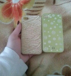 Чехлы айфон 4,4s