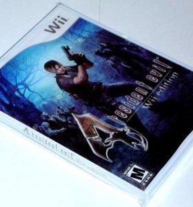 Resident Evil4 (Wii)