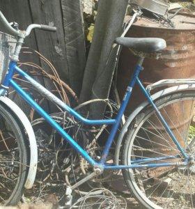 велосипед взрослый женский