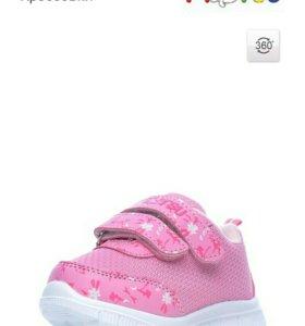 кроссовки, новые