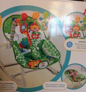 Кресло качалка- шезлонг