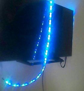 Светодиодная лента для авто
