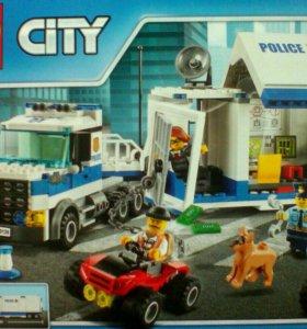 Конструктор LEGO 60139
