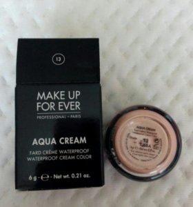 Кремовые тени Aqua Cream Make up for ever
