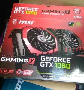 msi GAMNG GEFORCE GTX 1060 6G