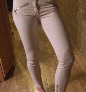 Узкие брюки ZARA