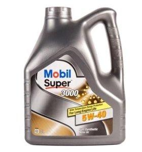 Mobil Super 5W-40 4л