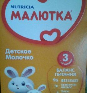 Молочная смесь Малютка с 12 мес