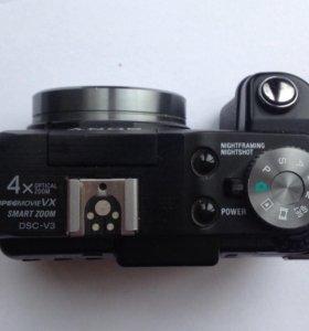 Фотоаппарат Sony DSC-V3