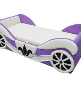 Кровать Кокетка