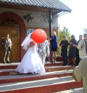 Свадебное платье американка