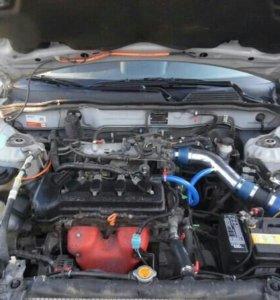 Холодный впуск от Nissan Almera N16, Classic