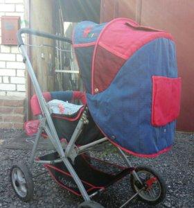 Продам летнюю коляску modern б/у