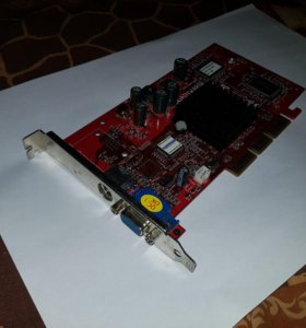 Видеокарта GF4 MX-440