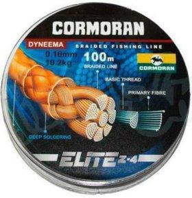 Шнур плетеный cormoran elite Z-4 dyneema 100 m