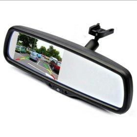 Штатное зеркало монитор