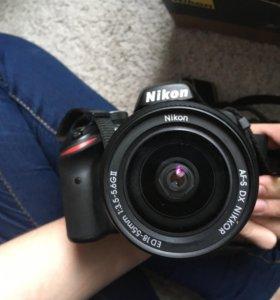 Nikon d3200 18 55 II kit