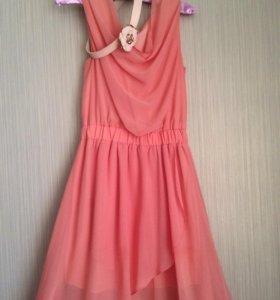 Платье , босоножки , ремешок