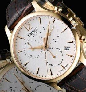 Часы Tissot новые (кварцевые)