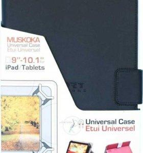 "Чехол Port Designs Muskoka Universal Black 9-10.1"""