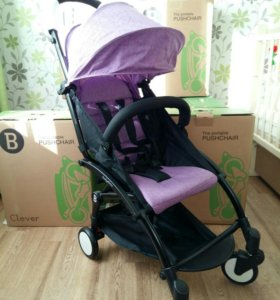 Самая легкая коляска yoya babytime