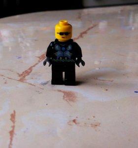 Лего человечек