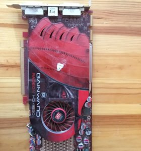 Видеокарта ATI Radeon HD 4850 512 mb
