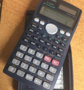 Калькулятор инженерный Casio
