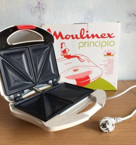 Сэндвичница Moulinex principio SM1511