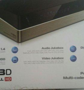 Full HD Медиа плеер ICONBIT