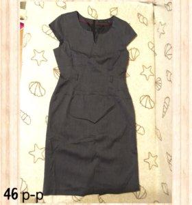 Платье (хорошо сидит по фигуре)