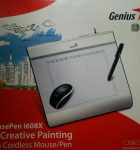 Графический планшет MousePen i608x
