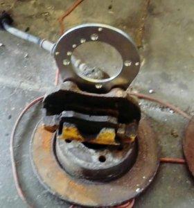 Комплект для дисковых тормозов на ваз