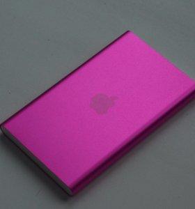PowerBank Apple Pink зарядка портативная