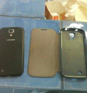 Телефон Samsung S 4