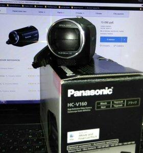 Panasonic hc-v160 новая