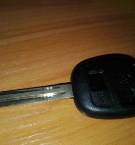 Ключ Тойота заготовка