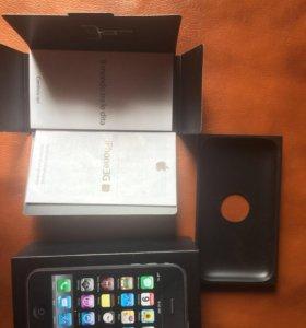 Коробка iPhone 3G s