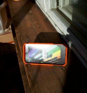 Двухкомпанентный чехол для Galaxy A7 (2017)