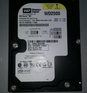Western digital 2500