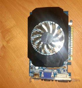 Видеокарта GeForce GT 730 2гб