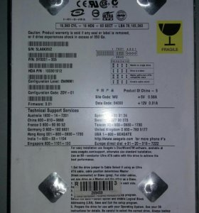 Seagate at 340015a